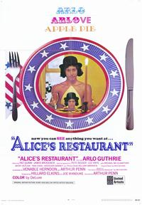 Alice's Restaurant - 43 x 62 Movie Poster - Bus Shelter Style A