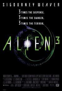 Alien 3 - 27 x 40 Movie Poster - Style D
