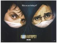 Alien Autopsy - 27 x 40 Movie Poster - Style A
