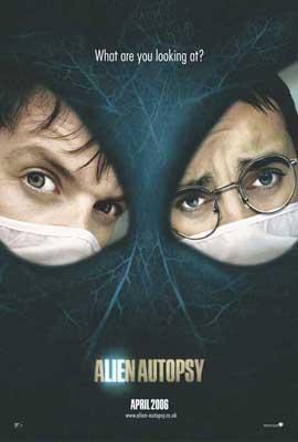 Alien Autopsy - 27 x 40 Movie Poster - UK Style A