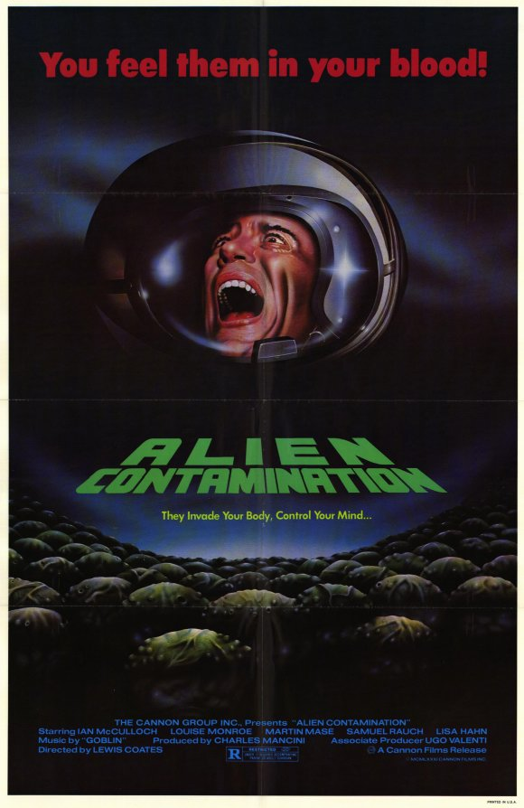 Alien Horror Movies