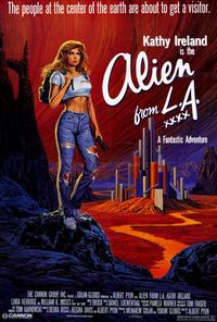 Alien From L.A. - 27 x 40 Movie Poster - Style A