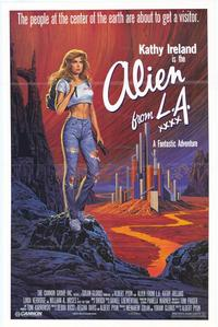 Alien From L.A. - 43 x 62 Movie Poster - Bus Shelter Style A