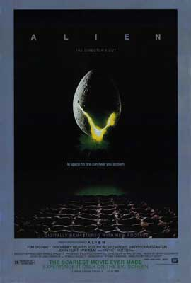 Alien - 27 x 40 Movie Poster - Style A