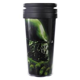 Alien - Glowing Head Travel Mug