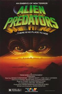 Alien Predator - 11 x 17 Movie Poster - Style A