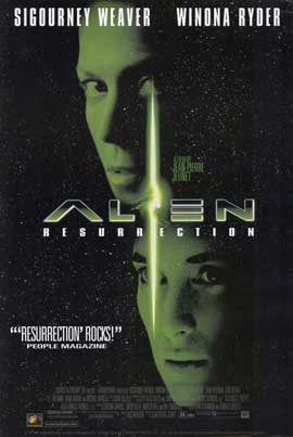 Alien: Resurrection - 11 x 17 Movie Poster - Style C