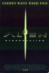 Alien: Resurrection - 43 x 62 Movie Poster - Bus Shelter Style A