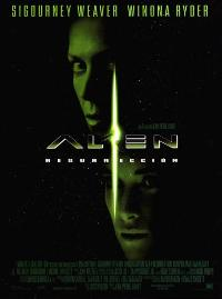 Alien: Resurrection - 27 x 40 Movie Poster - Spanish Style A