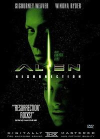 Alien: Resurrection - 27 x 40 Movie Poster - Style D
