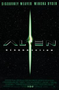 Alien: Resurrection - 27 x 40 Movie Poster - Style E