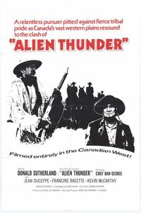 Alien Thunder - 27 x 40 Movie Poster - Style A