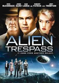 Alien Trespass - 11 x 17 Movie Poster - Style B