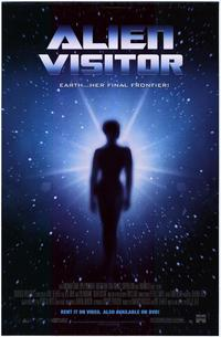 Alien Visitor - 27 x 40 Movie Poster - Style A