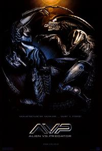 Alien Vs. Predator - 27 x 40 Movie Poster - Style A