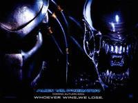 Alien Vs. Predator - 30 x 40 Movie Poster - Style A