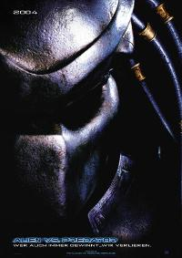 Alien Vs. Predator - 27 x 40 Movie Poster - German Style B
