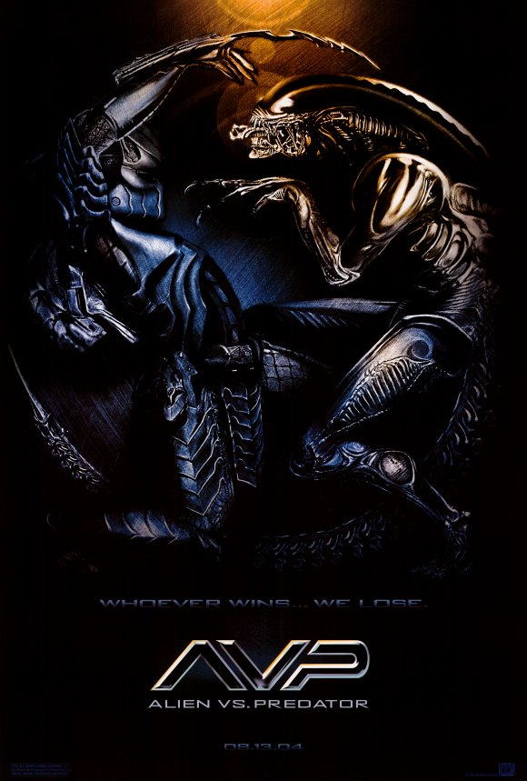 Alien Vs. Predator Movie Posters From Movie Poster Shop