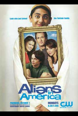 Aliens in America - 27 x 40 TV Poster - Style A