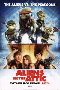 Aliens in the Attic - 27 x 40 Movie Poster - Style A