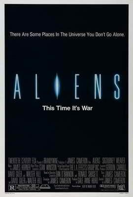 Aliens - 27 x 40 Movie Poster - Style C