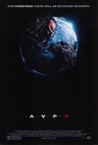 Aliens Vs. Predator: Requiem - 11 x 17 Movie Poster - Style A