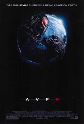 Aliens Vs. Predator: Requiem - 27 x 40 Movie Poster - Style A