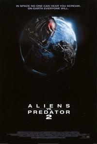 Aliens Vs. Predator: Requiem - 27 x 40 Movie Poster - Style B