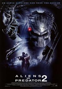 Aliens Vs. Predator: Requiem - 43 x 62 Movie Poster - Bus Shelter Style C