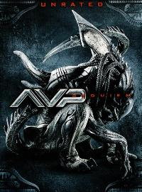 Aliens Vs. Predator: Requiem - 27 x 40 Movie Poster - Style H