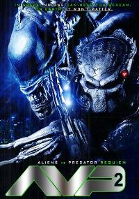 Aliens Vs. Predator: Requiem - 11 x 17 Movie Poster - Style L