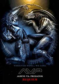 Aliens Vs. Predator: Requiem - 11 x 17 Movie Poster - Style M