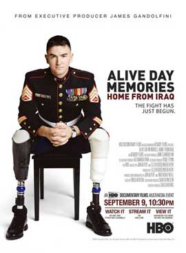 Alive Day Memories: Home from Iraq - 11 x 17 Movie Poster - Style B