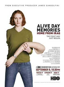 Alive Day Memories: Home from Iraq - 11 x 17 Movie Poster - Style C