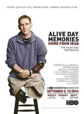 Alive Day Memories: Home from Iraq - 11 x 17 Movie Poster - Style D