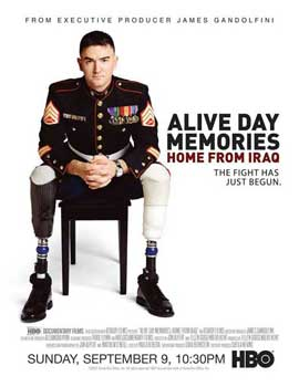 Alive Day Memories: Home from Iraq - 11 x 17 Movie Poster - Style E