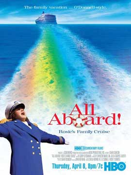 All Aboard! Rosie's Family Cruise (TV) - 11 x 17 Movie Poster - Style A