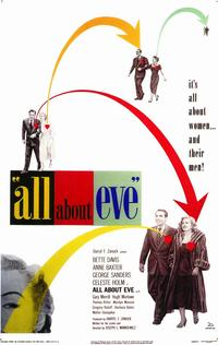 All About Eve - 11 x 17 Movie Poster - Style A