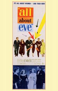 All About Eve - 11 x 17 Movie Poster - Style B