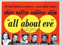All About Eve - 11 x 14 Movie Poster - Style A