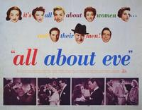 All About Eve - 11 x 14 Movie Poster - Style B