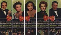 All About Eve - 11 x 17 Movie Poster - Style C