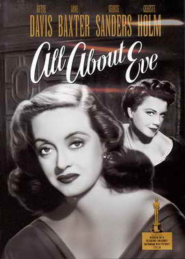 All About Eve - 11 x 17 Movie Poster - Style D