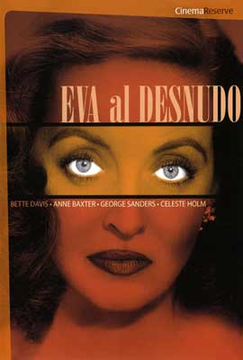 All About Eve - 11 x 17 Movie Poster - Spanish Style A