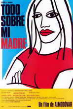 All About My Mother - 27 x 40 Movie Poster - Spanish Style A