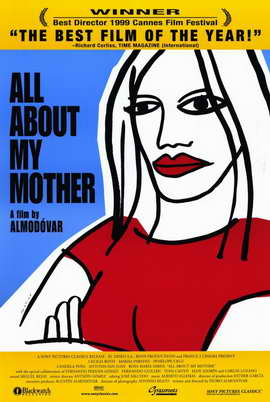 All About My Mother - 11 x 17 Movie Poster - Style A