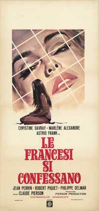 All About Women - 13 x 28 Movie Poster - Italian Style A