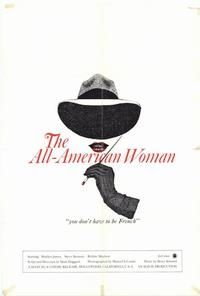 All American Woman - 27 x 40 Movie Poster - Style A