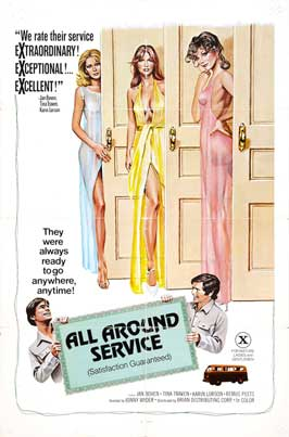 All Around Service - 11 x 17 Movie Poster - Style A