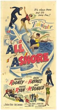 All Ashore - 20 x 39 Movie Poster - Style A